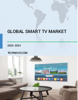 Smart TV Market by Distribution Channel and Geography - Forecast and Analysis 2020-2024