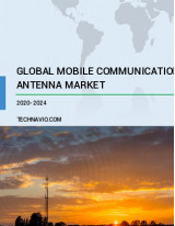 Mobile Communication Antenna Market by Product and Geographic - Forecast and Analysis 2020-2024