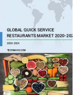 Quick Service Restaurants Market by Service and Geography  Forecast and Analysis 2021-2025