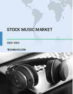 Stock Music Market by License Model and Geography  Forecast and Analysis 2021-2025