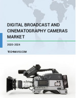Digital Broadcast and Cinematography Cameras Market by Product and Geography - Forecast and Analysis 2020-2024