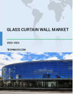 Glass Curtain Wall Market by End-user and Geography - Forecast and Analysis 2020-2024