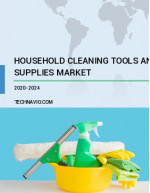 Household Cleaning Tools and Supplies Market by Product and Geography - Forecast and Analysis 2020-2024