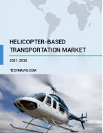 Helicopter-based Transportation Market by End-user and Geography - Forecast and Analysis 2021-2025