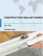 Construction Sealant Market by Product and Geography - Forecast and Analysis 2021-2025