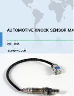 Automotive Knock Sensor Market by Application and Geography - Forecast and Analysis 2021-2025