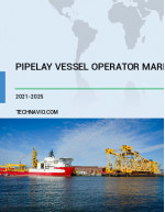 Pipelay Vessel Operator Market by Vessel Type and Geography - Forecast and Analysis 2021-2025
