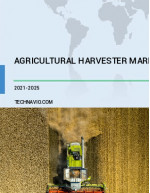 Agricultural Harvester Market by Product and Geography - Forecast and Analysis 2021-2025