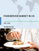 Foodservice Market in US by Type and Foodservice System - Forecast and Analysis 2021-2025