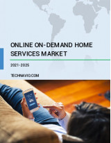 Online On-demand Home Services Market by Service and Geography - Forecast and Analysis 2021-2025