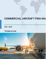 Commercial Aircraft PMA Market by Type and Geography - Forecast and Analysis 2021-2025