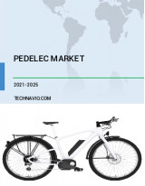 Pedelec Market by Type and Geography - Forecast and Analysis 2021-2025