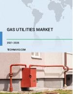 Gas Utilities Market by End-user and Geography - Forecast and Analysis 2021-2025