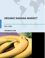 Organic Banana Market by Distribution Channel and Geography - Forecast and Analysis 2021-2025
