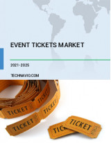 Event Tickets Market by Source, Event Type, and Geography - Forecast and Analysis 2021-2025