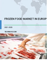 Frozen Food Market in Europe by Product and Geography - Forecast and Analysis 2021-2025