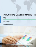 Industrial Casting Market in US by Product and End-user - Forecast and Analysis 2021-2025