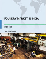 Foundry Market in India by End-user and Casting Type - Forecast and Analysis 2021-2025