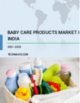 Baby Care Products Market in India by Product and Distribution Channel - Forecast and Analysis 2021-2025