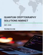 Quantum Cryptography Solutions Market by End-user and Geographic Landscape - Forecast and Analysis 2021-2025