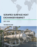 Scraped Surface Heat Exchanger Market by Product, End-user, and Geography - Forecast and Analysis 2021-2025