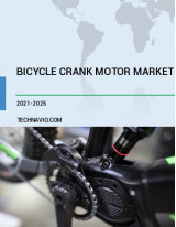 Bicycle Crank Motor Market by Motor Power and Geography - Forecast and Analysis 2021-2025