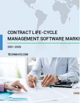 Contract Life-cycle Management Software Market by Deployment and Geography - Forecast and Analysis 2021-2025
