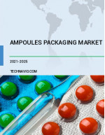 Ampoules Packaging Market by Material and Geography - Forecast and Analysis 2021-2025