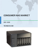 Consumer NAS Market by End-user and Geography - Forecast and Analysis 2021-2025