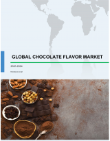 Chocolate Flavor Market by Application and Geography - Forecast and Analysis 2020-2024