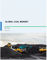 Coal Market by Type and Geography - Forecast and Analysis 2020-2024
