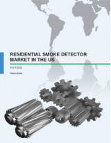 Residential Smoke Detectors Market in the US 2016-2020