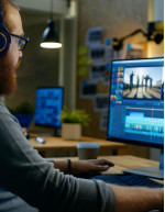 Audio and Video Editing Software Market by End-user and Geography - Forecast and Analysis 2021-2025