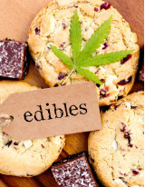 Cannabis-infused Edible Products Market by Product and Geography - Forecast and Analysis 2020-2024